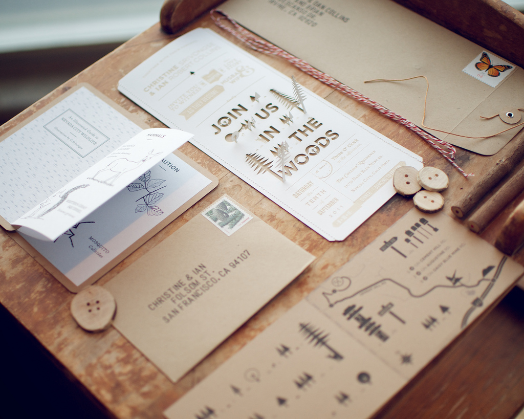 Avoid these mistakes when creating your wedding invitations   Plan ...